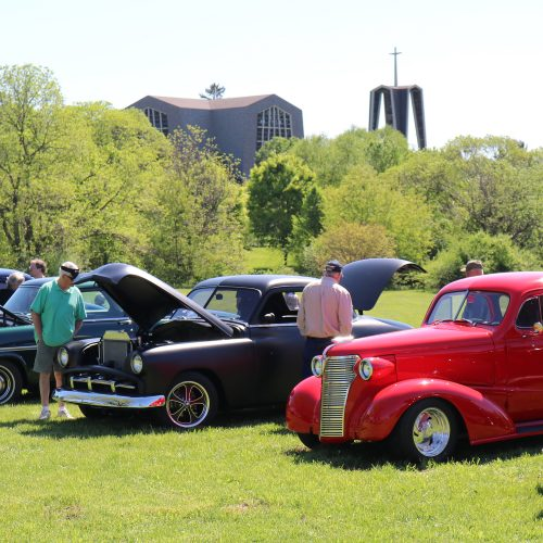 Moonshine Car Show