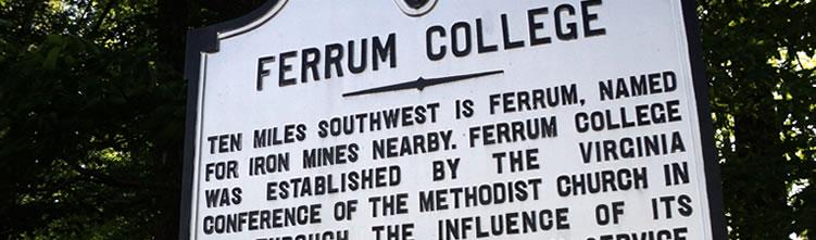 Ferrum History
