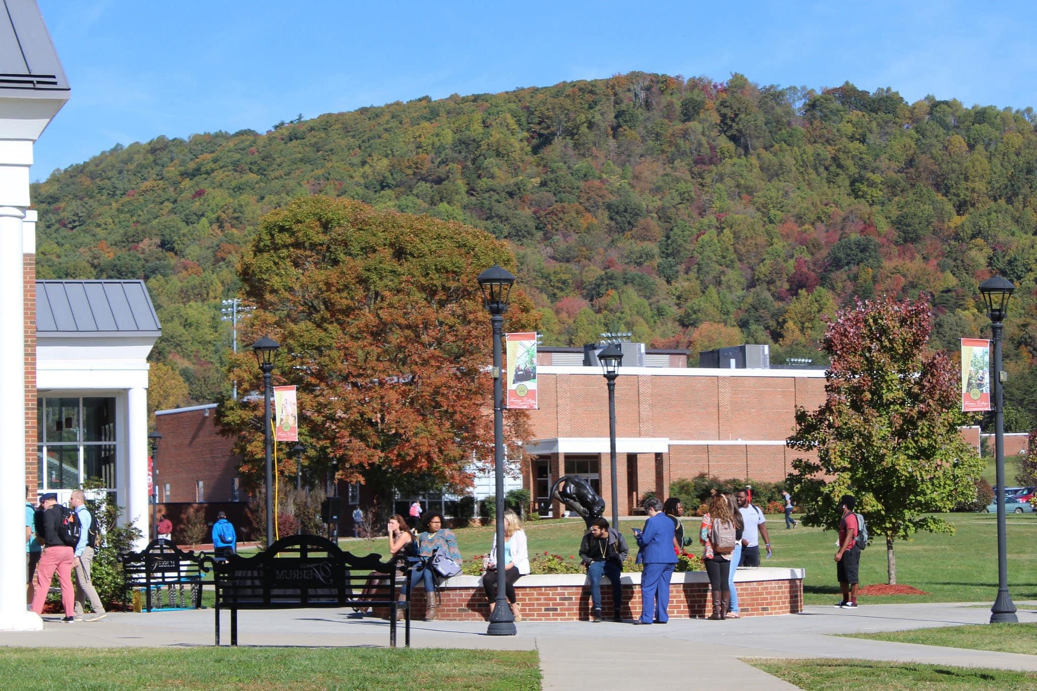 Ferrum College Campus