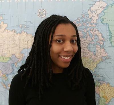 Meet Kasey Ingram, Class of 2014