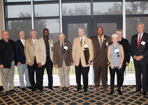 Alumni Honored During November 4th Awards Ceremony