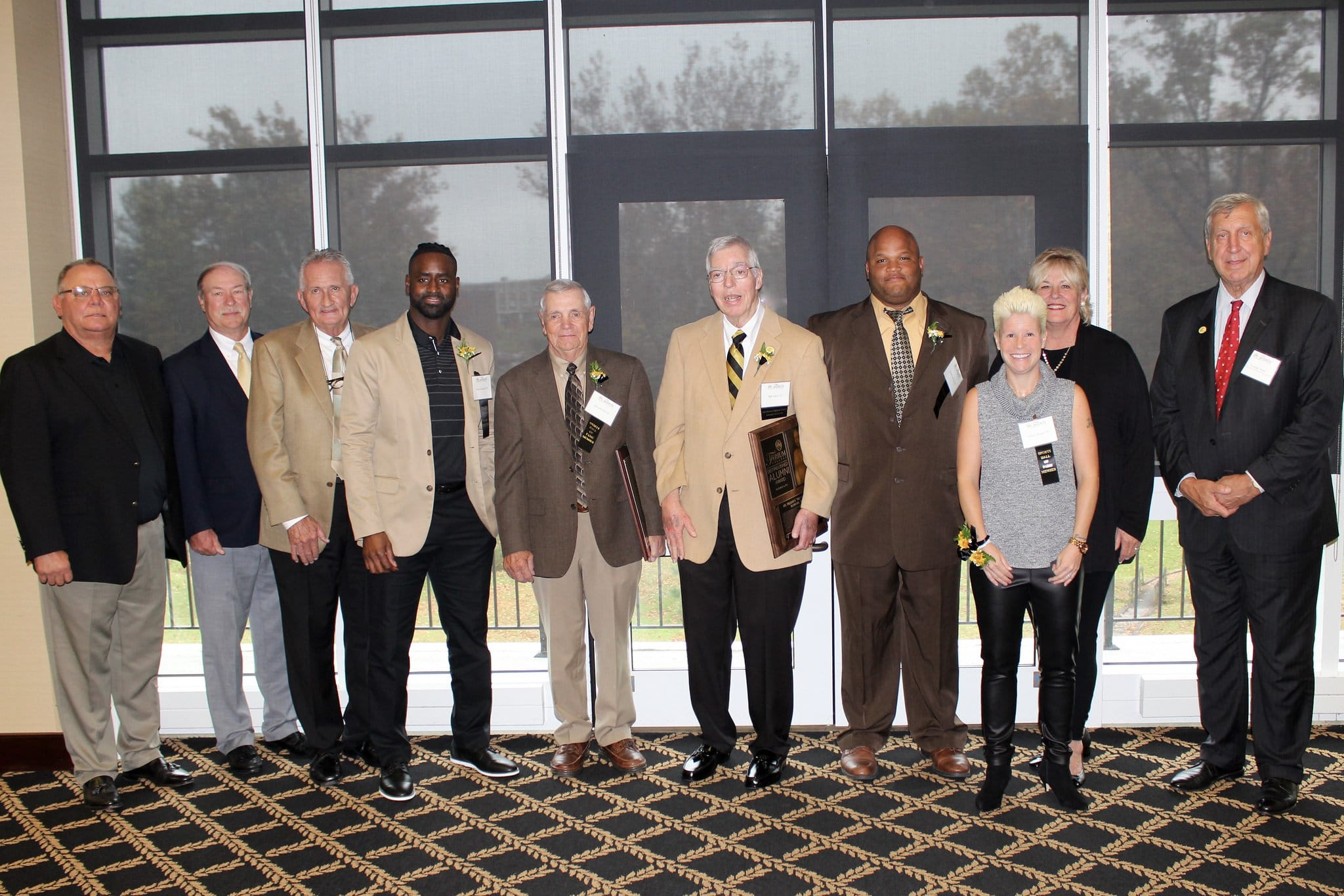 Ferrum College Alumni Awards 2017