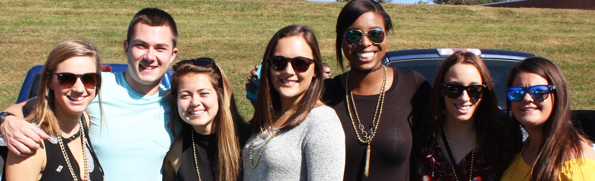 Ferrum College Alums at Homecoming
