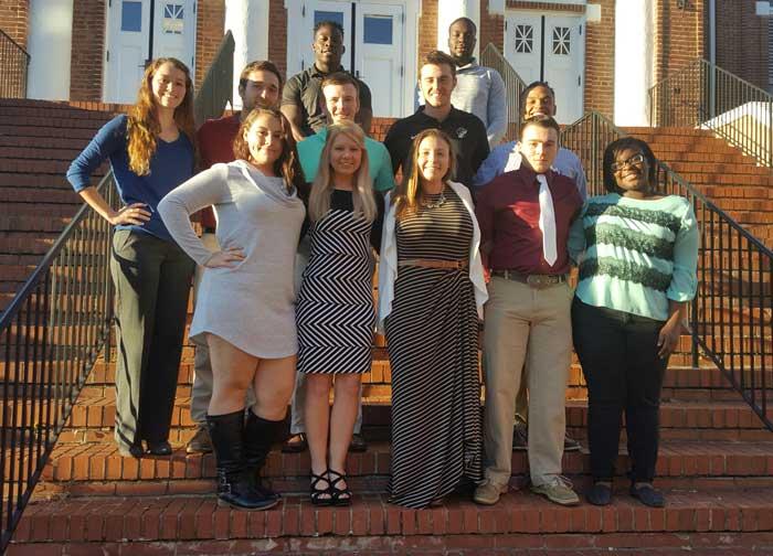 Ferrum College Enactus Team 2016