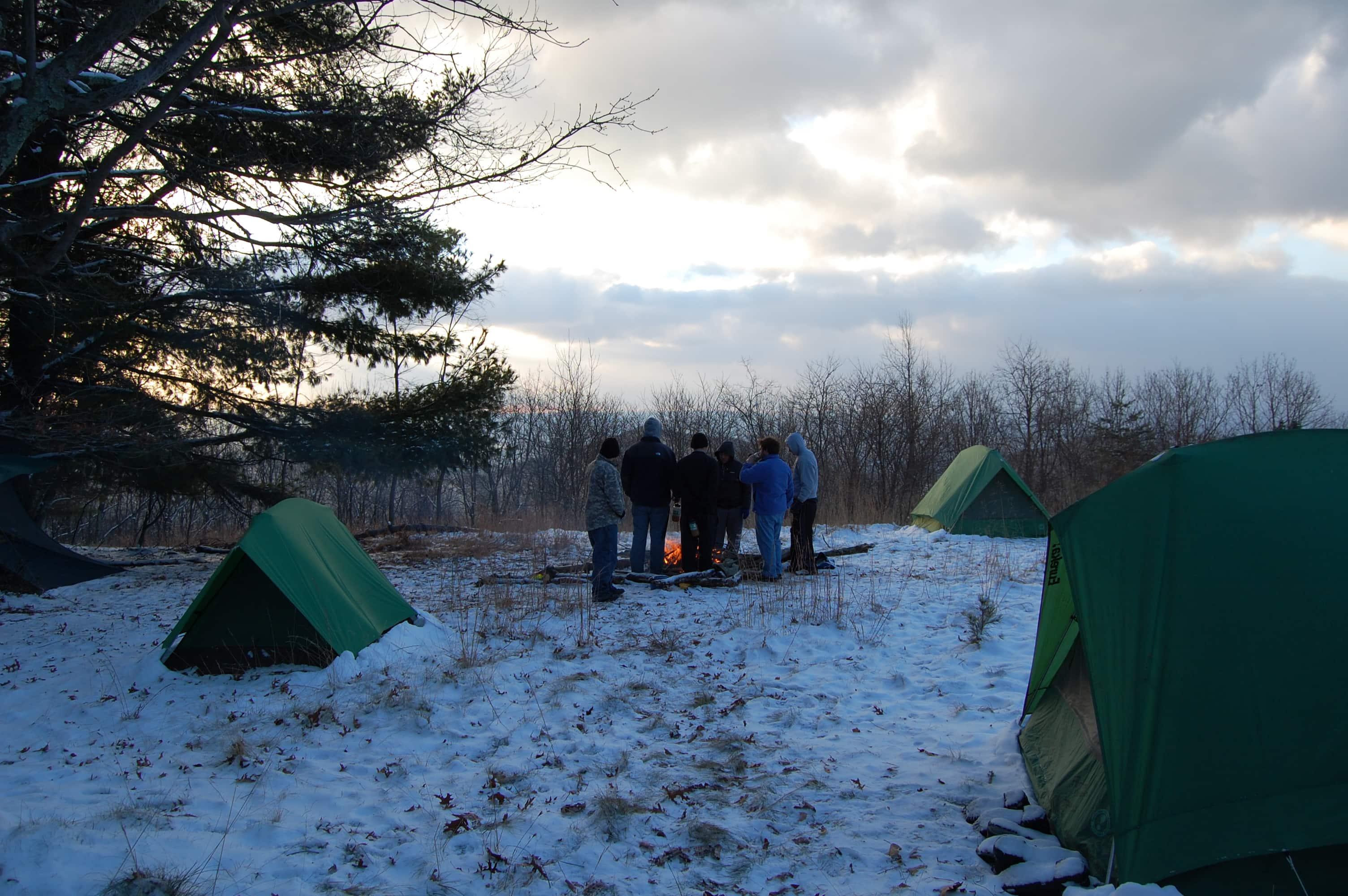 ferrum camping