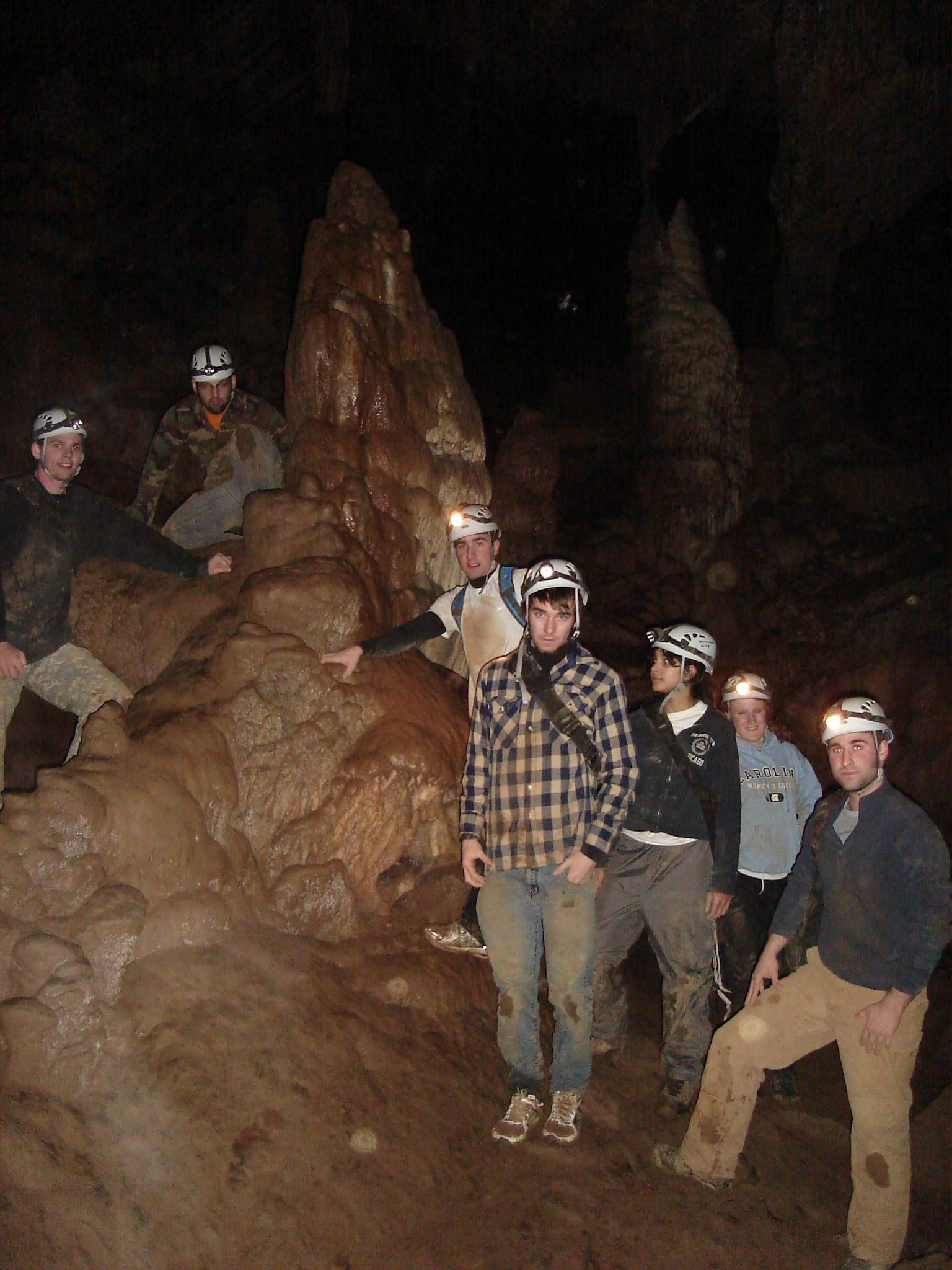 ferrum caving