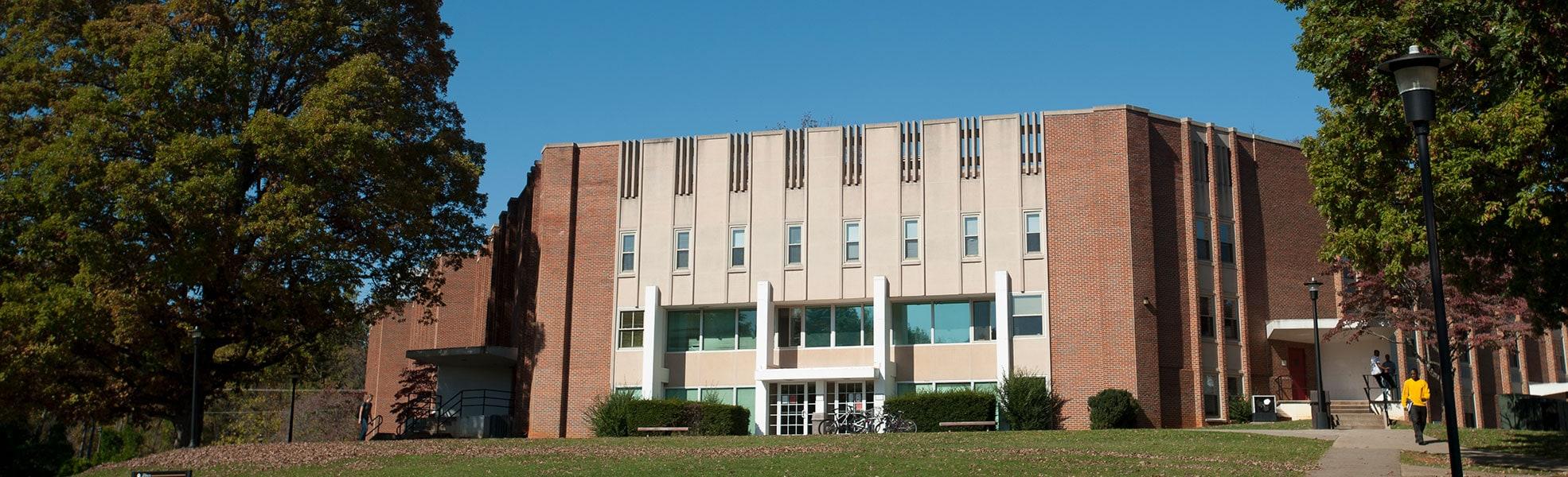 Bassett Hall at Ferrum College