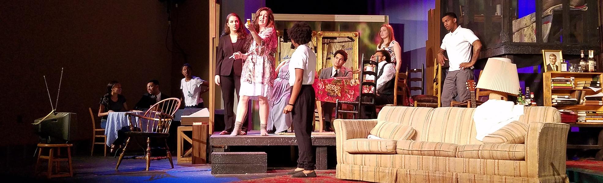 Ferrum College Theatre Arts