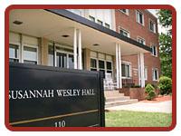 Susannah Wesley Hall