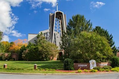 Vaughn Chapel at Ferrum College