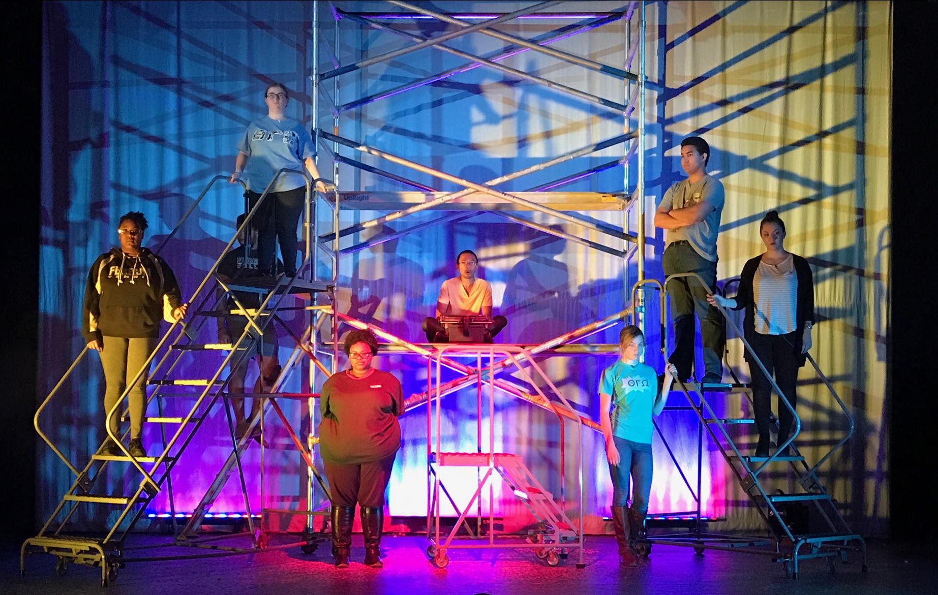 Ferrum College Theatre Arts presents IT CAN'T HAPPEN HERE