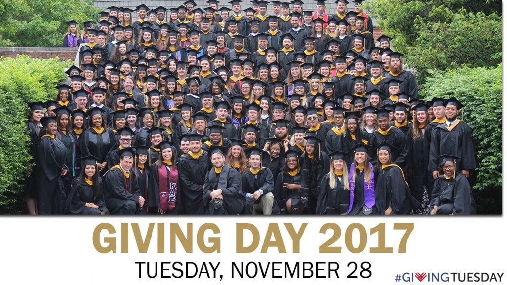 Ferrum College Giving Day 2017