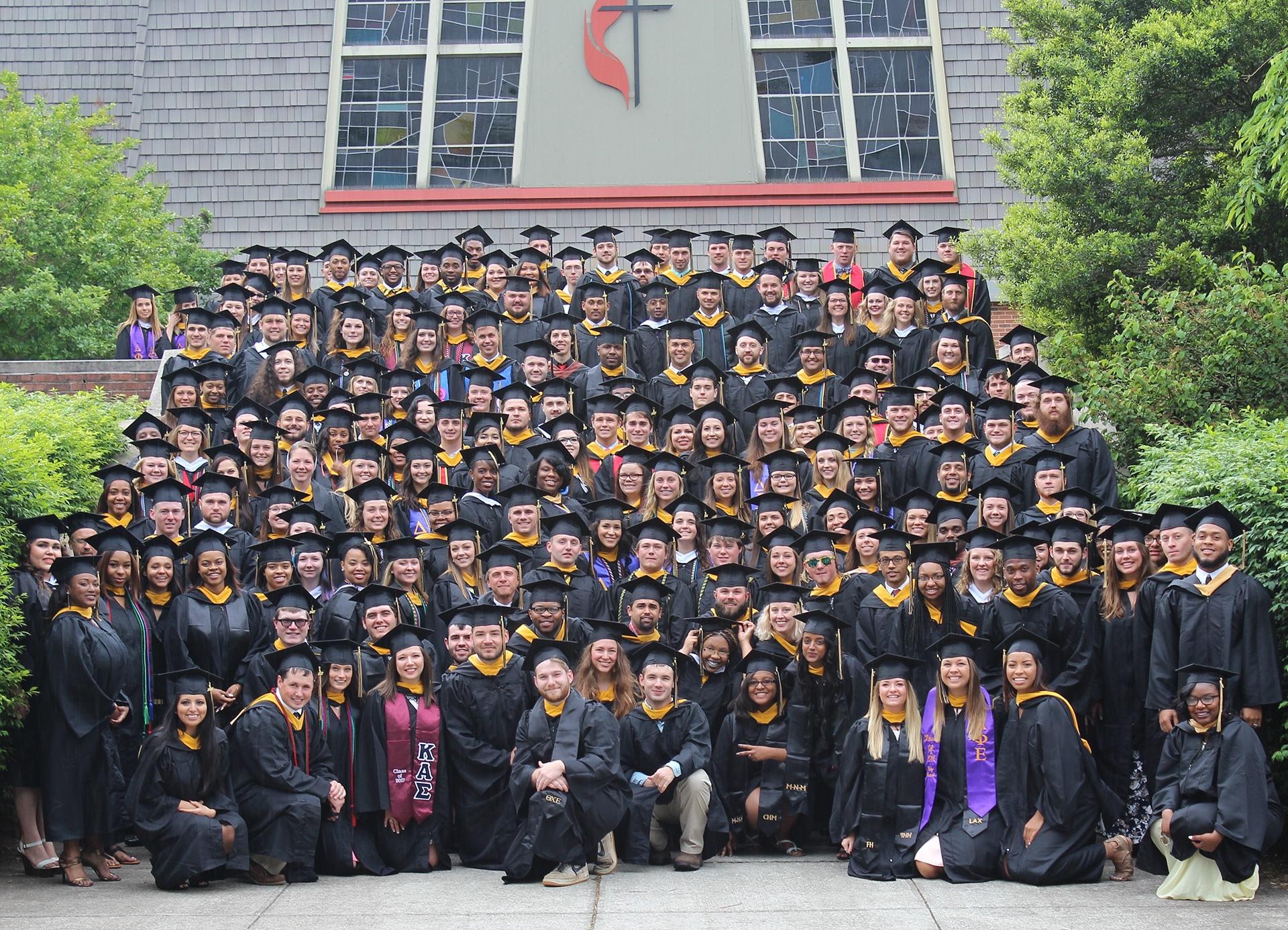Ferrum College 2017 Graduates