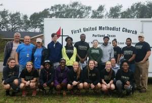 Ferrum College Spring Break Mission Trip 2018
