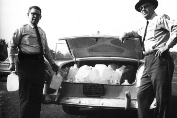 Moonshine Heritage Car Show to be held Saturday, June 9 at the Blue Ridge Institute & Museum