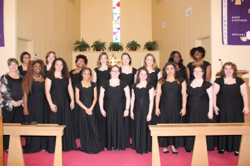 Inspirational Music in all Genres to Highlight Ferrum College Spring Concert on April 21