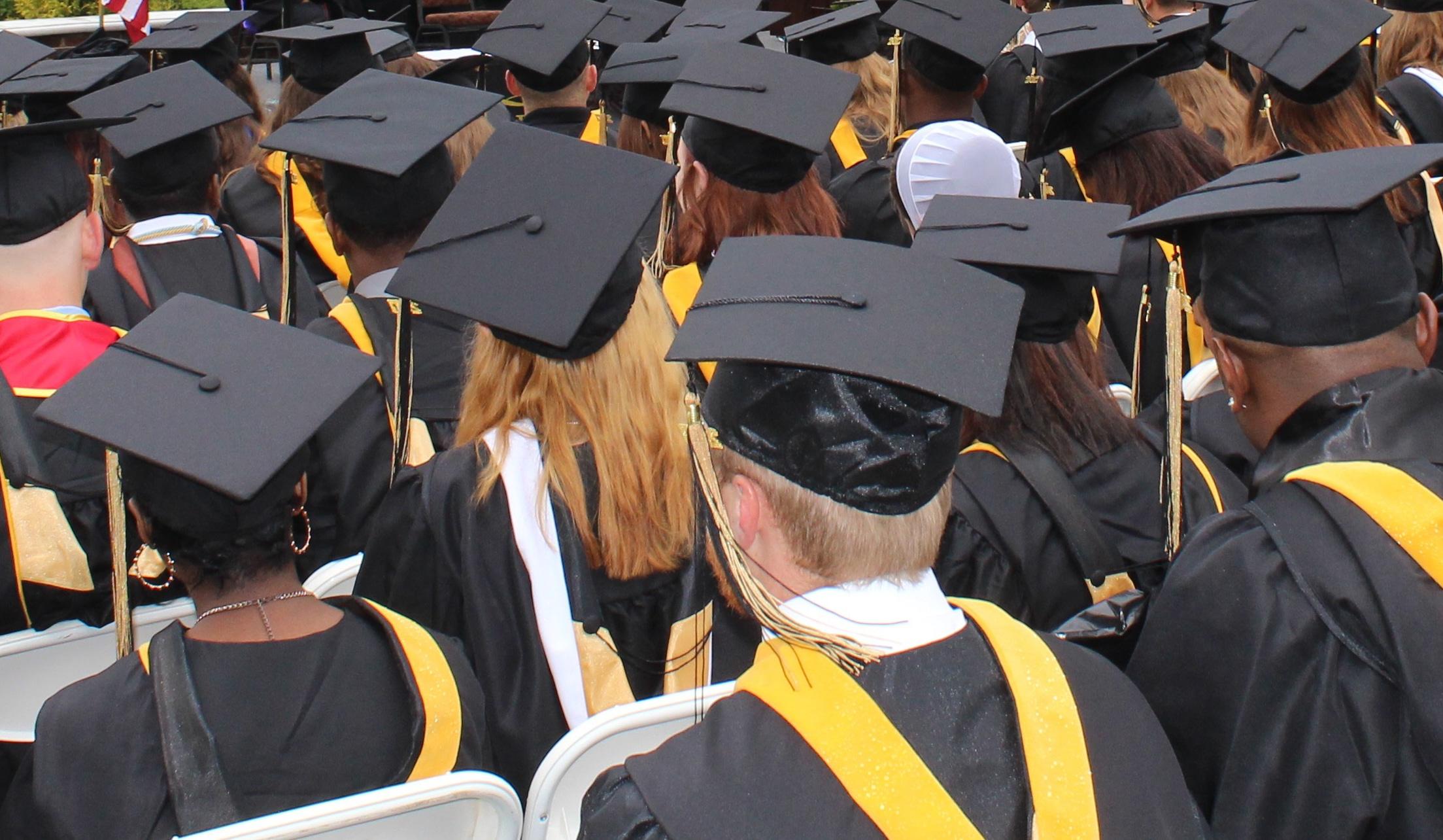 Ferrum College Graduation