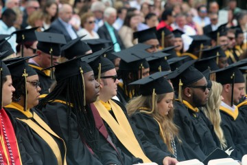 Ferrum College Celebrates 102nd Commencement – 187 Graduates Received Their Degrees