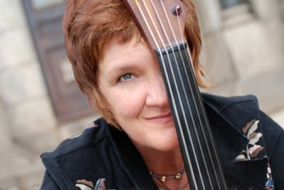 Cellist Jami Sieber