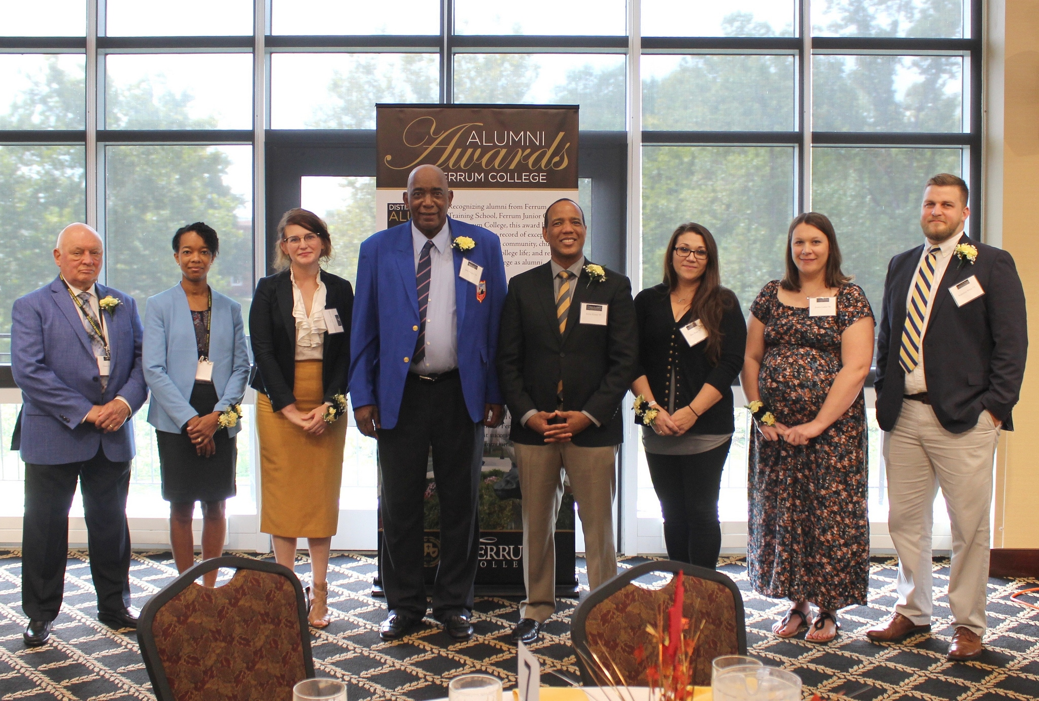 2018 Ferrum College Alumni Awards