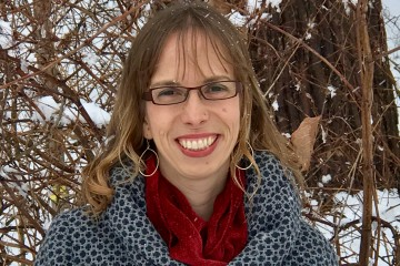 """Wright Lecture Series Speaker Rev. Anna Woofenden to Present """"Food and Faith: Conversations from the Soil and Around the Table"""" on October 18"""