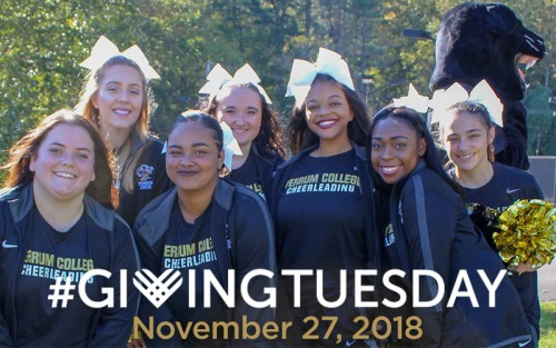 Ferrum College to Participate in #GivingTuesday, the Global Day of Giving on November 27