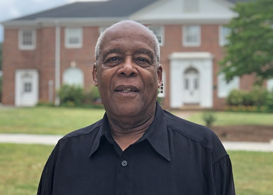 English Professor Melvin Macklin's faculty research project on Holocaust survivors won a $30,000 grant from the Appalachian College Association.