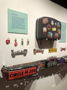 "The Blue Ridge Institute & Museum at Ferrum College announces the newest exhibit on display through December 2020, ""Travelers' Trinkets: Souvenirs of Virginia""."