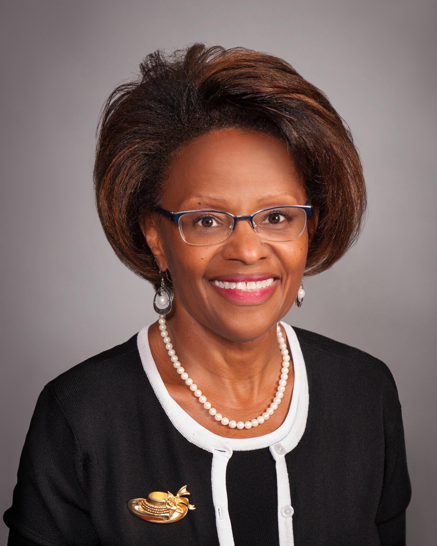 Ferrum College alumna Bernice Cobbs '98 was named Virginia's 2019 Outstanding Middle School Principal.