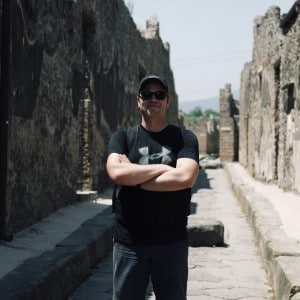 Dr. Eric Vanden Eykel spent time in Rome over summer 2019 to attend a biblical literature conference.