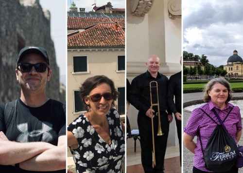 Faculty Travel Abroad to Teach & Learn Over Summer 2019