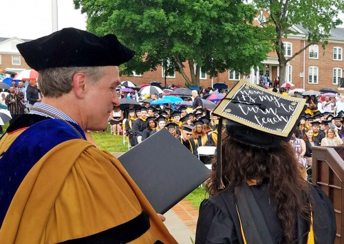 Ferrum College Guarantees Path to Graduation in Two Years for Transfer Students with an Associate's Degree