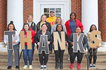 Ferrum College Donors Give Over $50,000 during #GivingTuesday