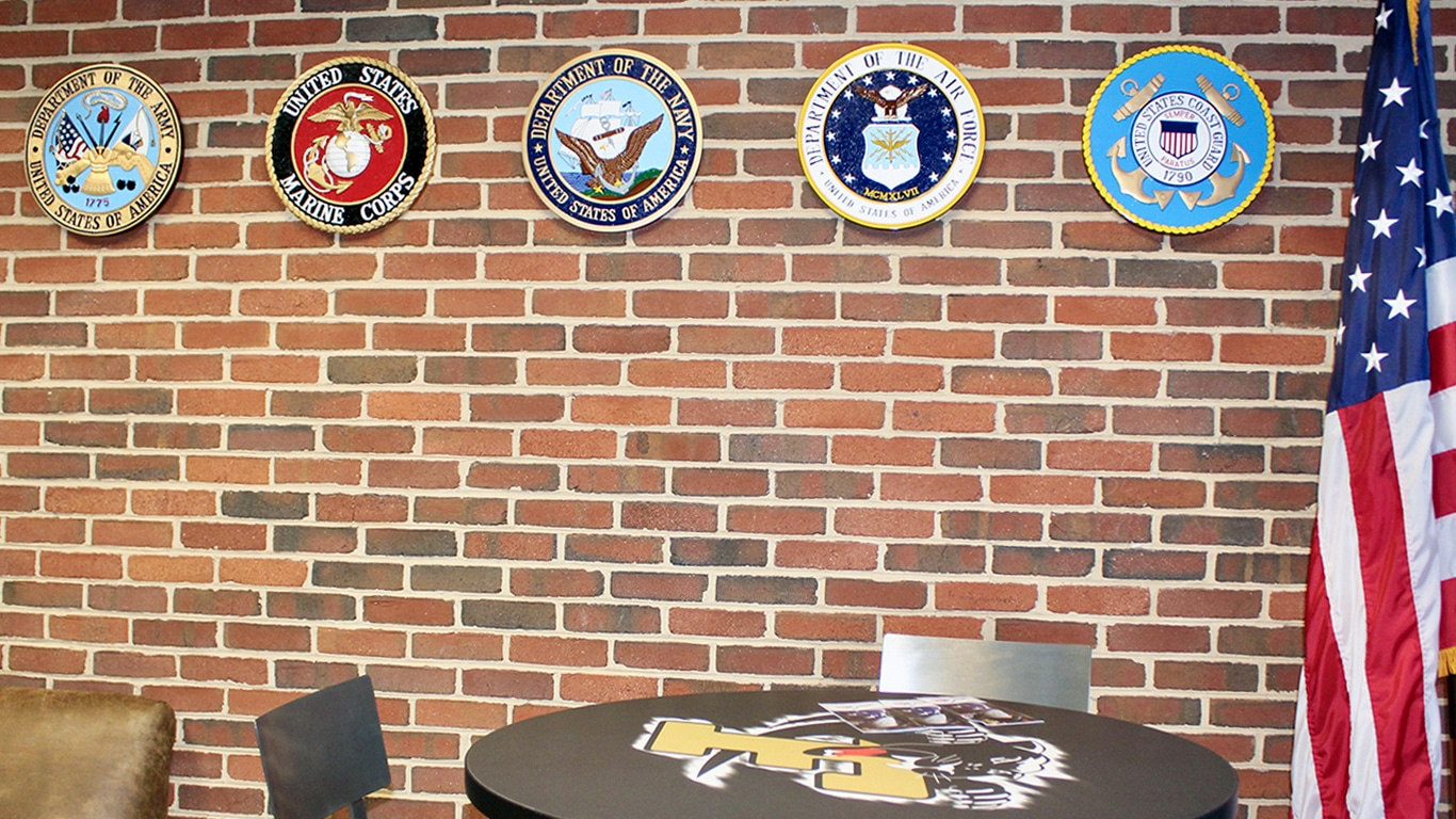 Craddock Veteran's Lounge