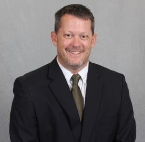 Mark White will serve as Ferrum College's track and field coach.