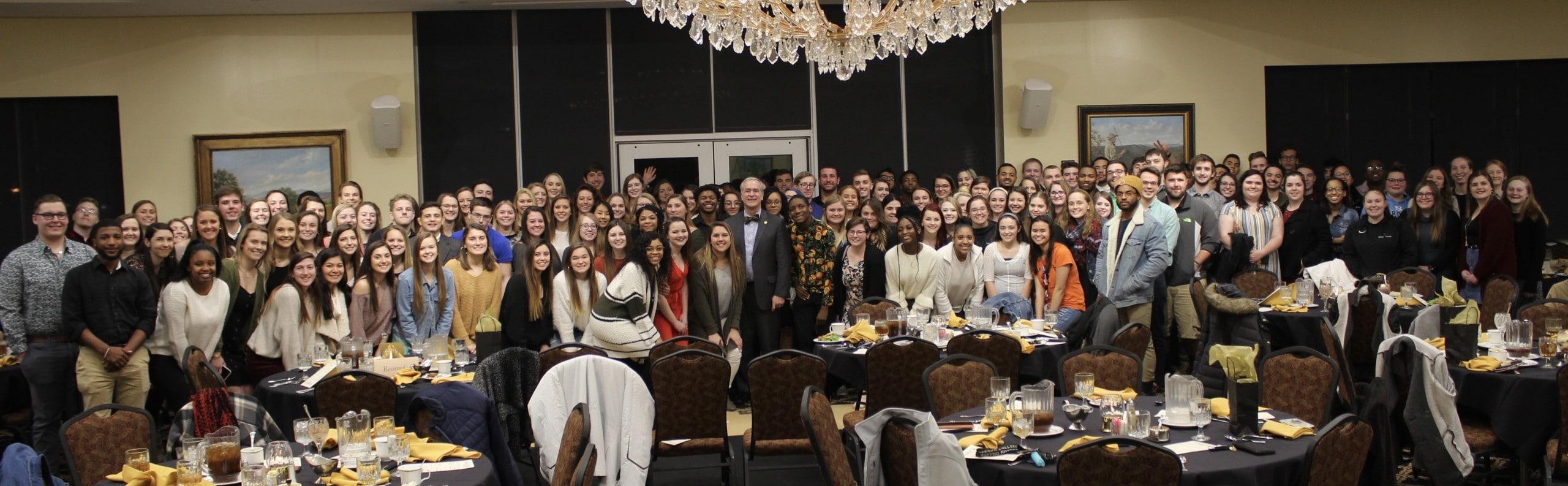 Ferrum College President's & Dean's List, Spring & Fall 2019