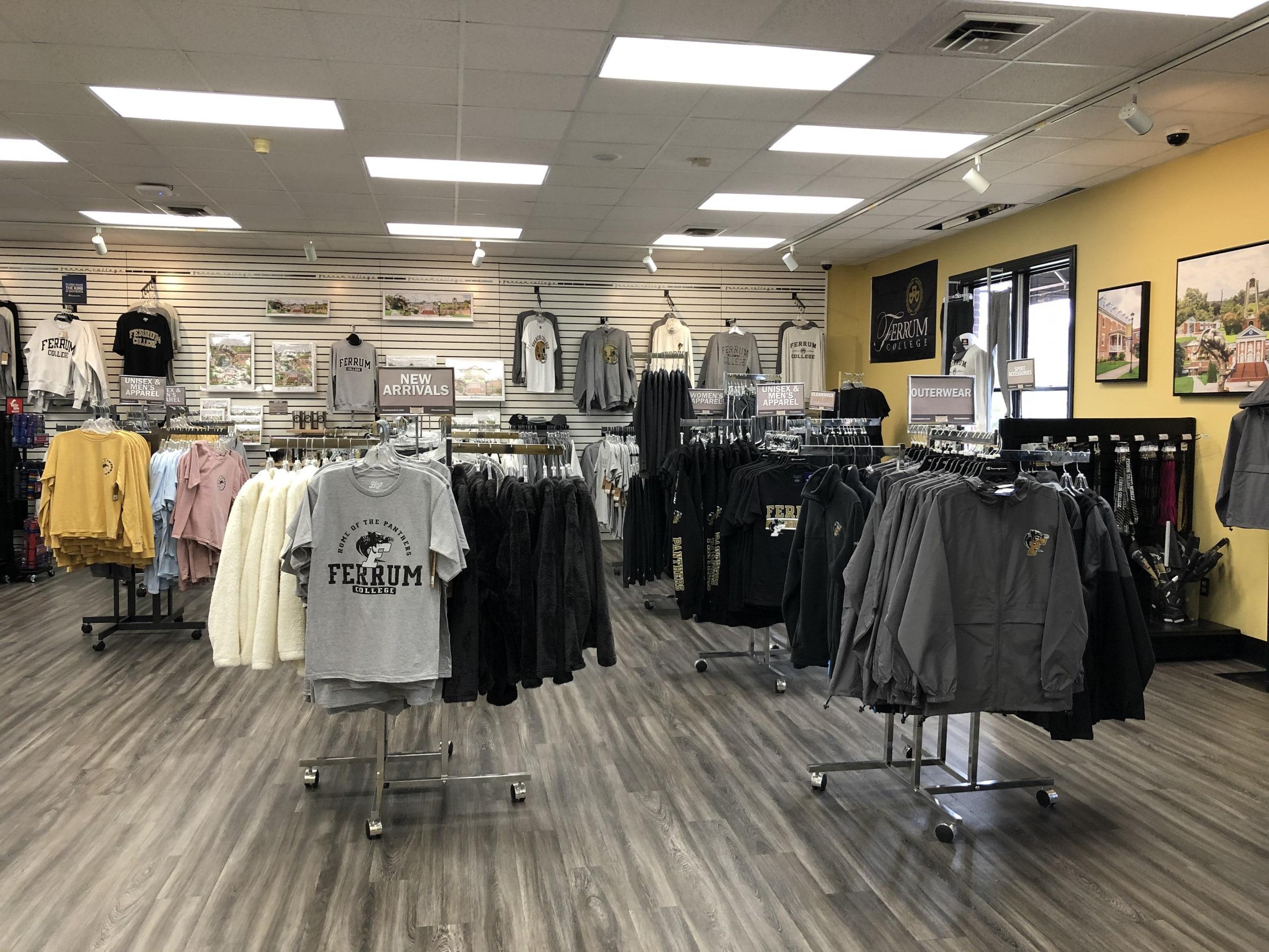 Ferrum College Campus Store