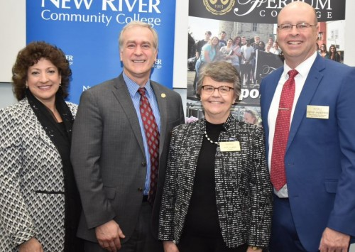 Ferrum College & New River Community College Sign Agreement to Provide Pathway to Four-Year Degrees