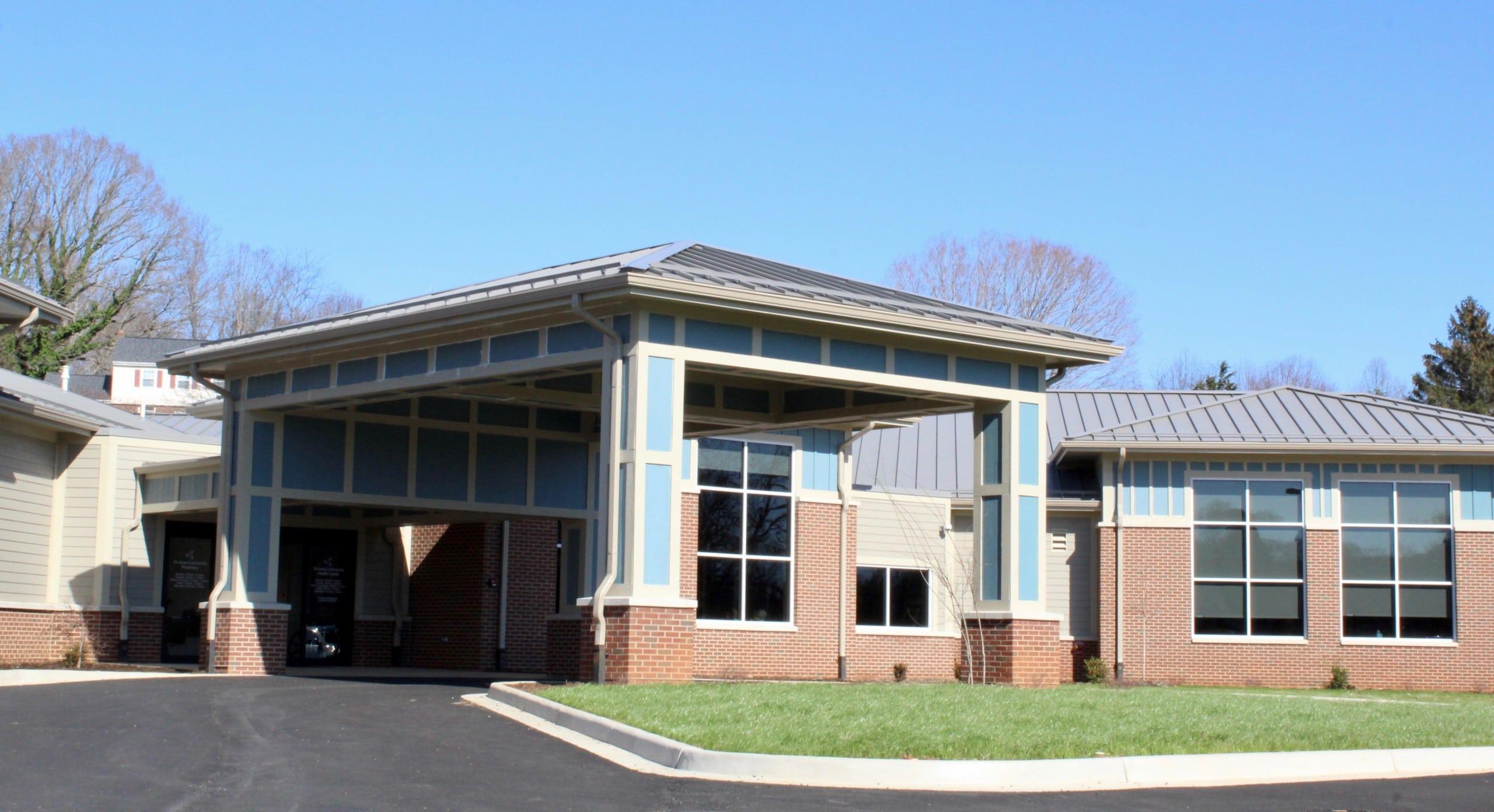 Tri-Area Community Health Center in Ferrum.