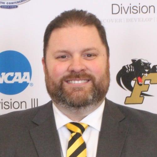 Director of Athletics John Sutyak