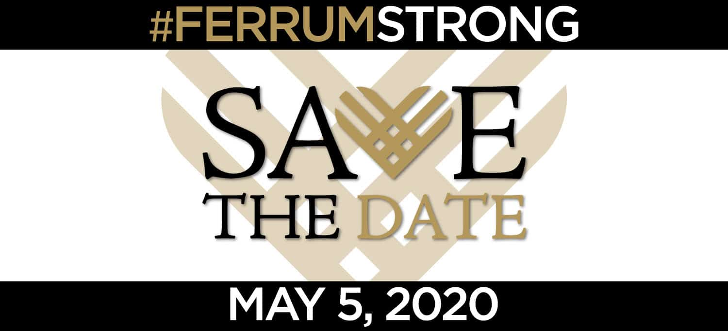 Ferrum Strong Giving Day graphic