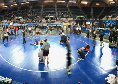 Ferrum College to Host NCAA Men's Wrestling Tournament in 2023