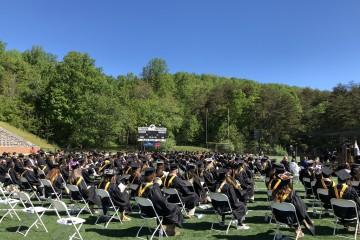 Ferrum College Celebrates Classes of 2020 and 2021 During Two Commencements