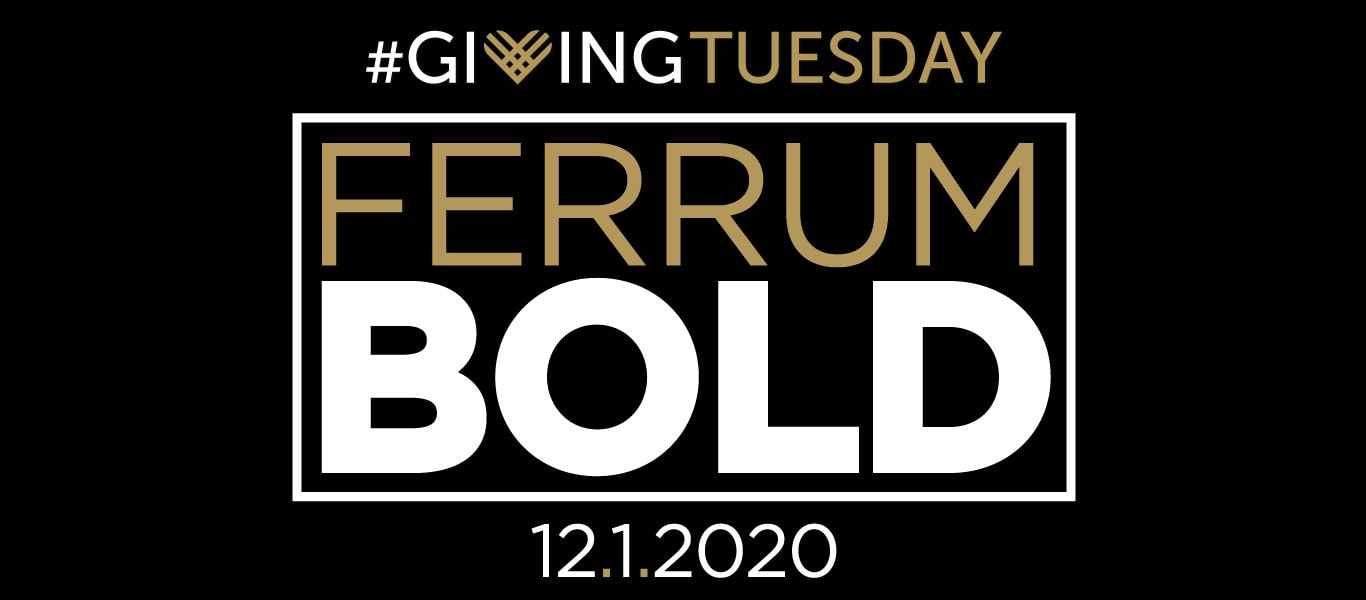 Ferrum Bold Giving Tuesday