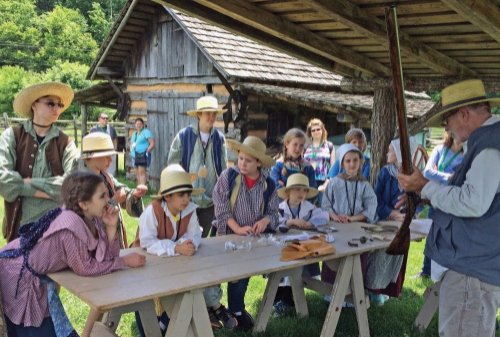 "Blue Ridge Institute & Museum Introduces ""Friends of the BRIM"" Membership Opportunities"