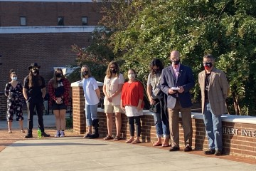 Twentieth Anniversary of September 11 Commemorated on Campus