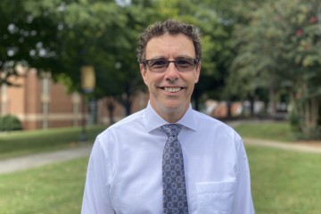 Kevin Reilly Named Vice President for Academic Affairs